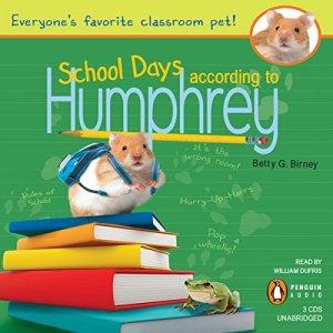 School Days According to Humphrey audiobook cover art