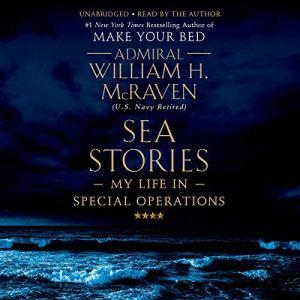 Sea Stories audiobook cover art