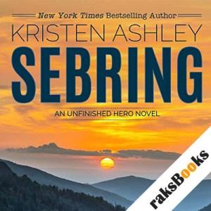 Sebring audiobook cover art