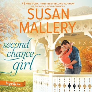 Second Chance Girl audiobook cover art