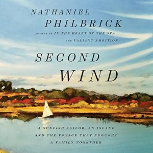 Second Wind audiobook cover art