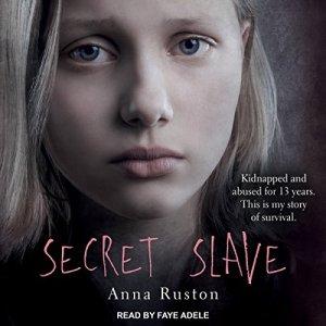 Secret Slave audiobook cover art