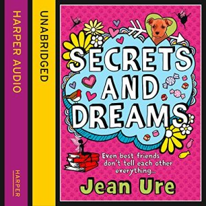 Secrets and Dreams audiobook cover art