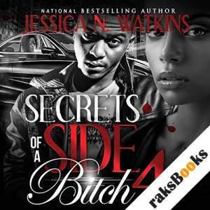 Secrets of a Side Bitch 4 audiobook cover art