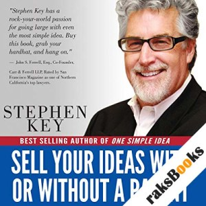 Sell Your Ideas With or Without a Patent audiobook cover art