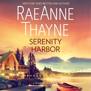 Serenity Harbor audiobook cover art