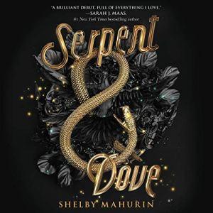 Serpent & Dove audiobook cover art