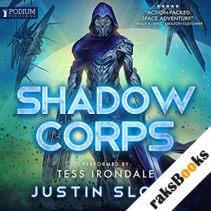 Shadow Corps audiobook cover art