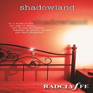 Shadowland audiobook cover art