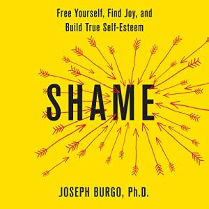 Shame audiobook cover art
