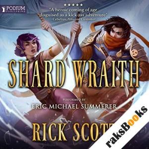 Shard Wraith audiobook cover art