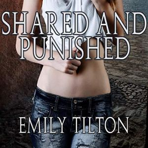 Shared and Punished audiobook cover art