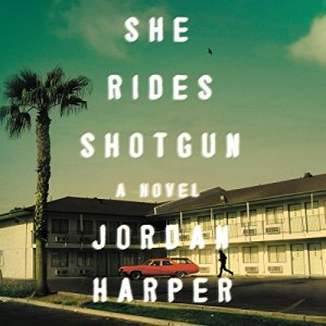 She Rides Shotgun audiobook cover art