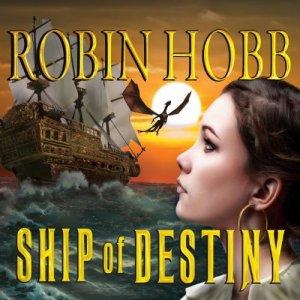 Ship of Destiny audiobook cover art