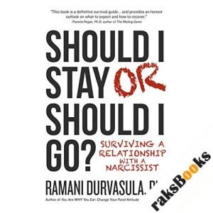 Should I Stay or Should I Go? audiobook cover art