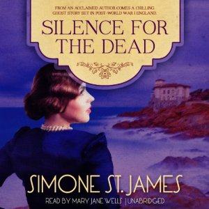 Silence for the Dead audiobook cover art