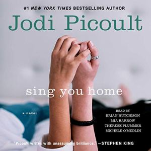 Sing You Home audiobook cover art