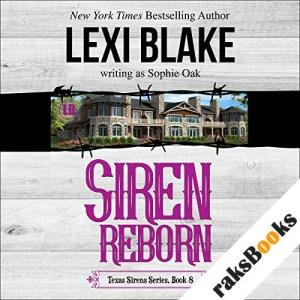 Siren Reborn audiobook cover art