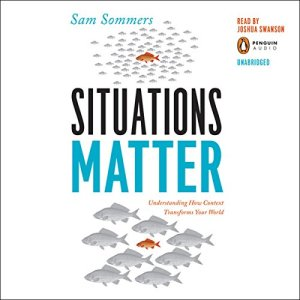 Situations Matter audiobook cover art