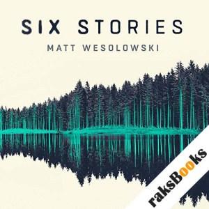 Six Stories audiobook cover art