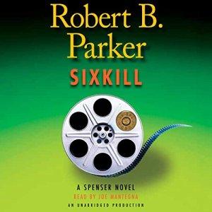 Sixkill audiobook cover art