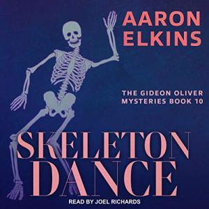 Skeleton Dance audiobook cover art