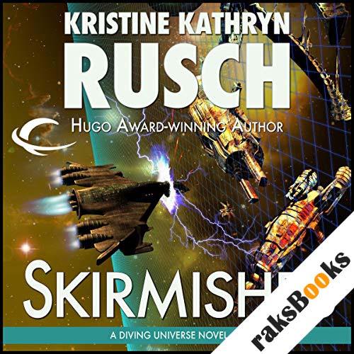 Skirmishes audiobook cover art