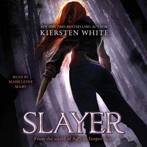 Slayer audiobook cover art
