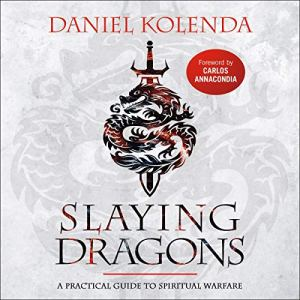 Slaying Dragons audiobook cover art