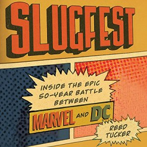Slugfest audiobook cover art