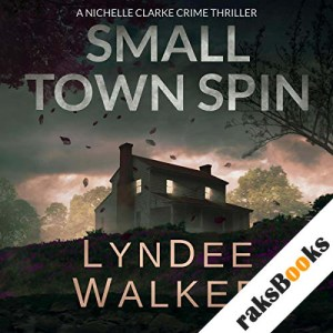 Small Town Spin audiobook cover art
