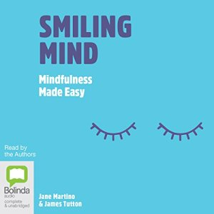 Smiling Mind audiobook cover art