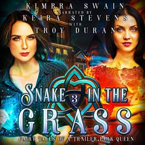 Snake in the Grass audiobook cover art