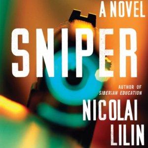Sniper audiobook cover art