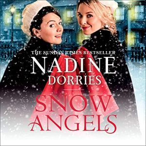 Snow Angels audiobook cover art
