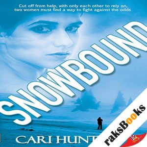 Snowbound audiobook cover art