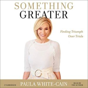 Something Greater audiobook cover art