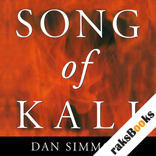 Song of Kali audiobook cover art