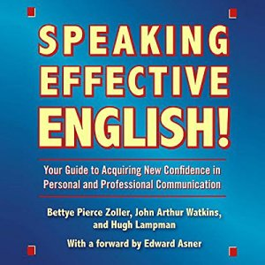 Speaking Effective English! audiobook cover art