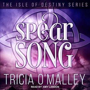 Spear Song audiobook cover art