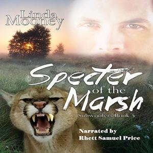 Specter of the Marsh audiobook cover art