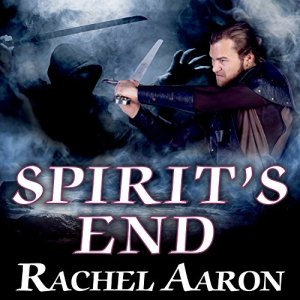 Spirit's End audiobook cover art
