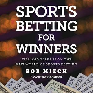 Sports Betting for Winners audiobook cover art