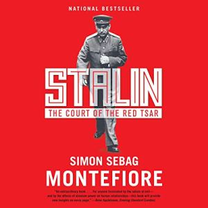 Stalin audiobook cover art