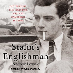 Stalin's Englishman audiobook cover art