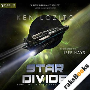 Star Divide audiobook cover art
