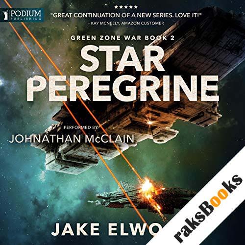 Star Peregrine audiobook cover art
