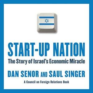 Start-Up Nation audiobook cover art