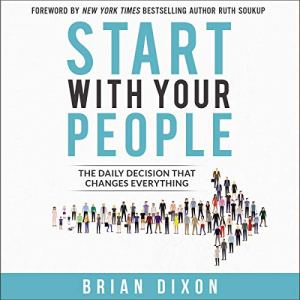 Start with Your People audiobook cover art