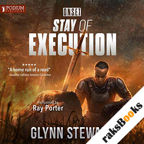 Stay of Execution audiobook cover art